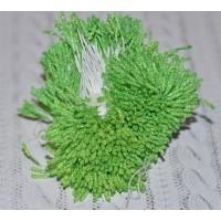 Тычинки сахарные 2 мм, зеленый