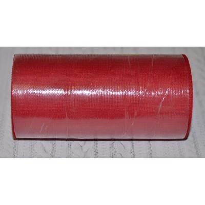 Фатин (ширина 15 см), цвет - красный