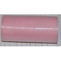 Фатин (ширина 15 см), цвет - розовый