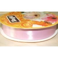 Лента атласная 25 мм светло-розовая (№149)