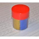 Глиттер (в баночке) 170 гр, цвет - ассорти (6 цветов)
