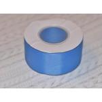 Лента репсовая 40 мм светло-синяя (#239)