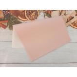 Декоративный материал кожзам зернистый светло-розовый