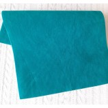 Декоративный материал замша искусственная бирюзовый