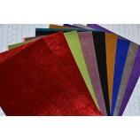 Набор фоамирана декоративного хром 20х30 см 10 листов, толщина 2 мм, цвета - ассорти