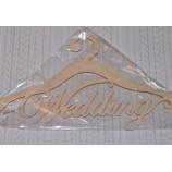 """Заготовка (вешалка) деревянная для декорирования ажурная """"Wedding"""", 3 мм"""