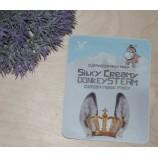 Тканевая маска с паровым кремом из молока ослиц Elizavecca Silky Creamy Donkey Steam Cream