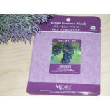 Маска тканевая для лица с виноградом Mijin Essence Mask Grape