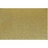 Глиттерный фоамиран 20х30 см, толщина 2 мм, цвет - золото 3