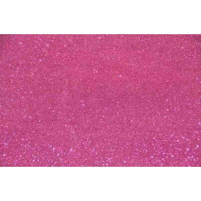 Глиттерный фоамиран 20х30 см, толщина 2 мм, цвет - тёмно-розовый